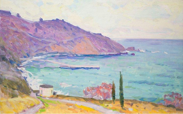 """""""Crimean coast"""""""