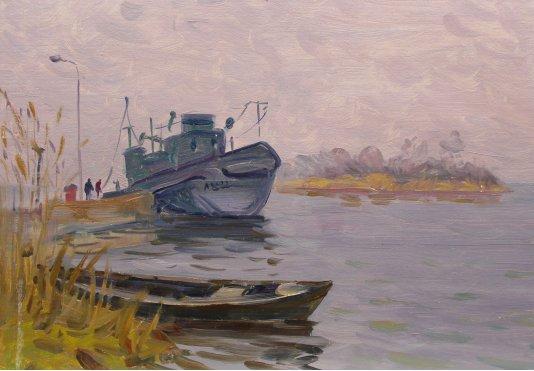 """Longboat"""
