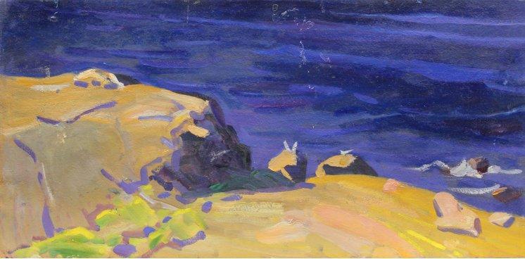"""""""Rocks at the sea"""""""
