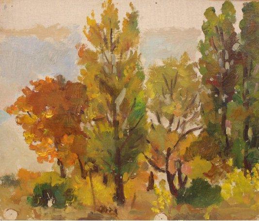 """""""Осінні дерева"""""""
