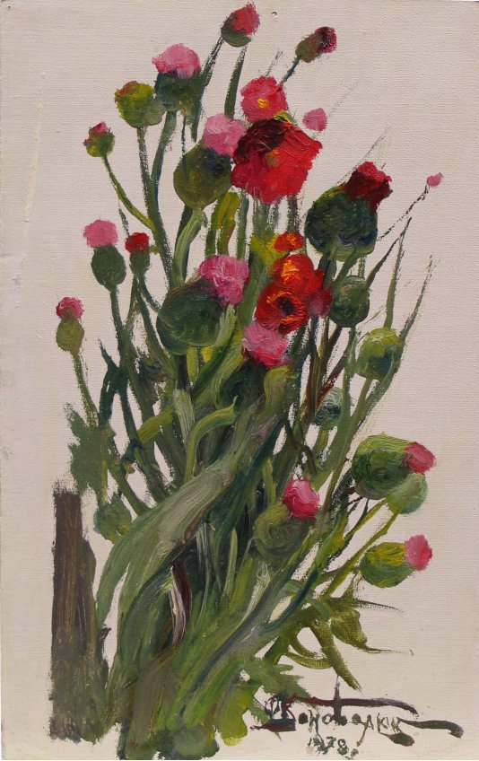 """""""Steppe poppies"""""""