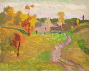 """""""Ескіз. Осінній пейзаж"""""""