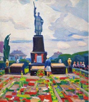 """""""Пам`ятник невідомому солдату"""""""