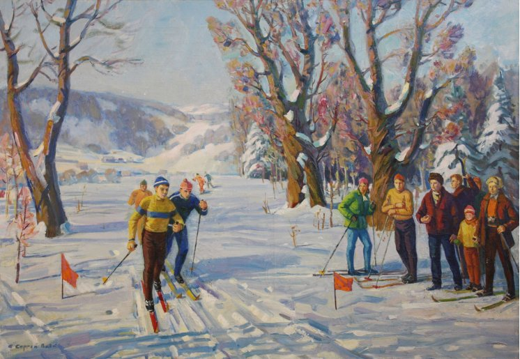 """""""Skiers"""""""