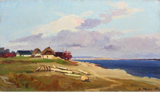 """""""The village in gulf"""""""