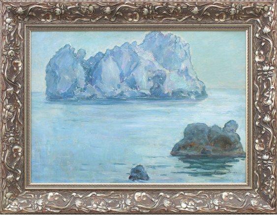 """""""Along the coast of the Crimea"""""""