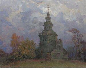 """""""Дерев`яна церква"""""""