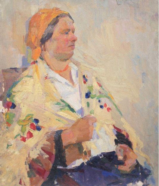 """Female portrait"""