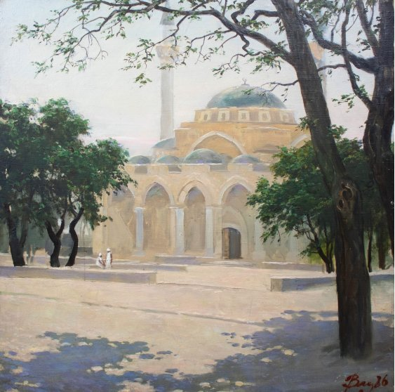 """""""Мечеть Джума-Джамі"""""""