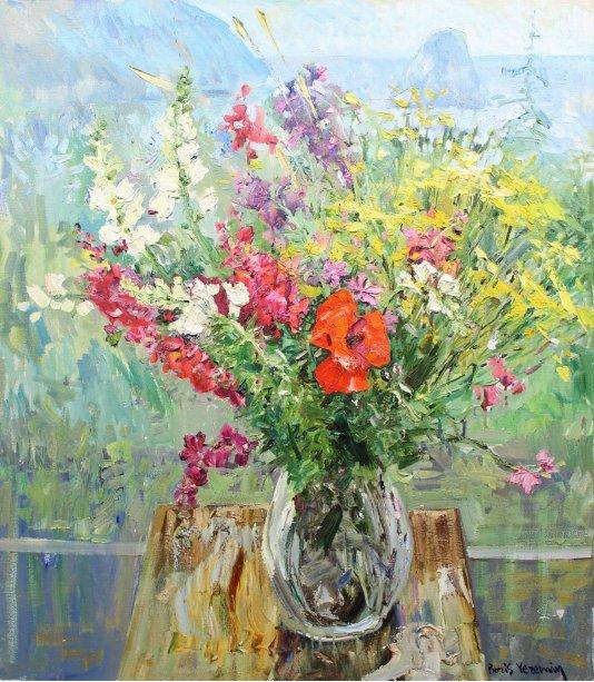 """""""Crimean bouquet"""""""