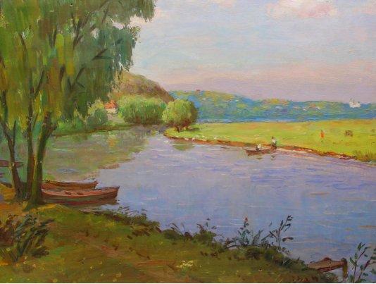 """""""Біля ріки"""""""
