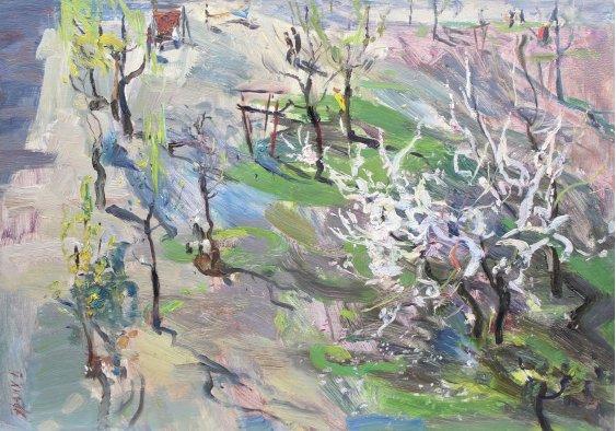 """""""Весна у дворі"""""""