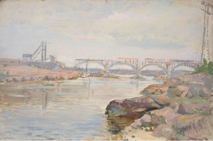 """""""Старый мост"""""""