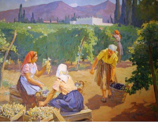 """""""Збір винограду"""""""