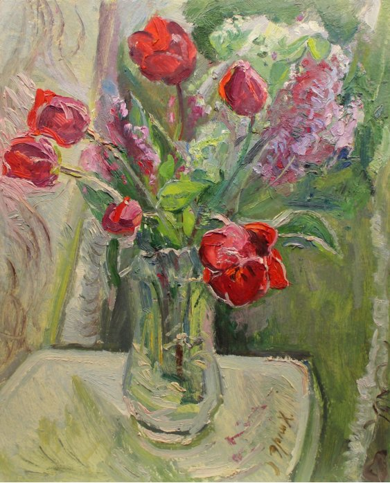 """""""Весняні тюльпани"""""""