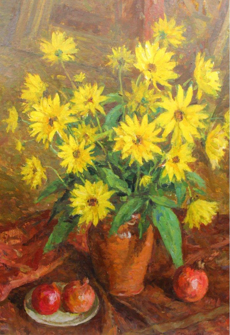 """""""Жовті квіти"""""""