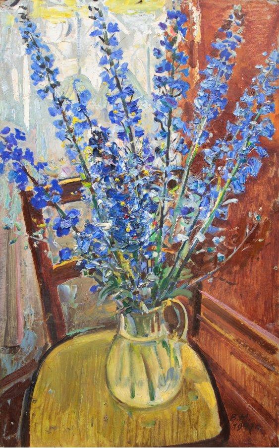 """Синие цветы"""