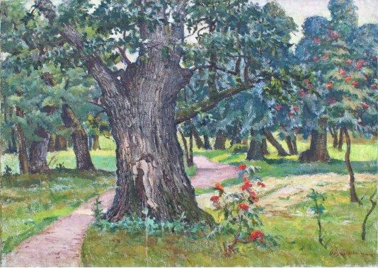 """""""Старе дерево"""""""