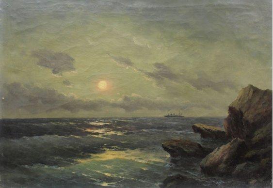 """""""Вечір на морі"""""""