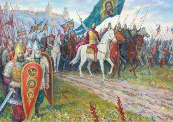 """""""На врага за Киев"""""""