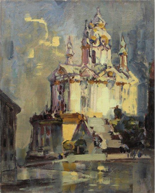 """""""Андріївська церква"""""""