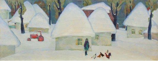 """""""Зима в селі"""""""
