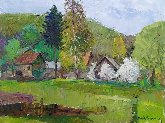 """""""Summer in the village"""""""