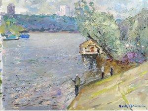 """""""Рибалки на березі Дніпра"""""""