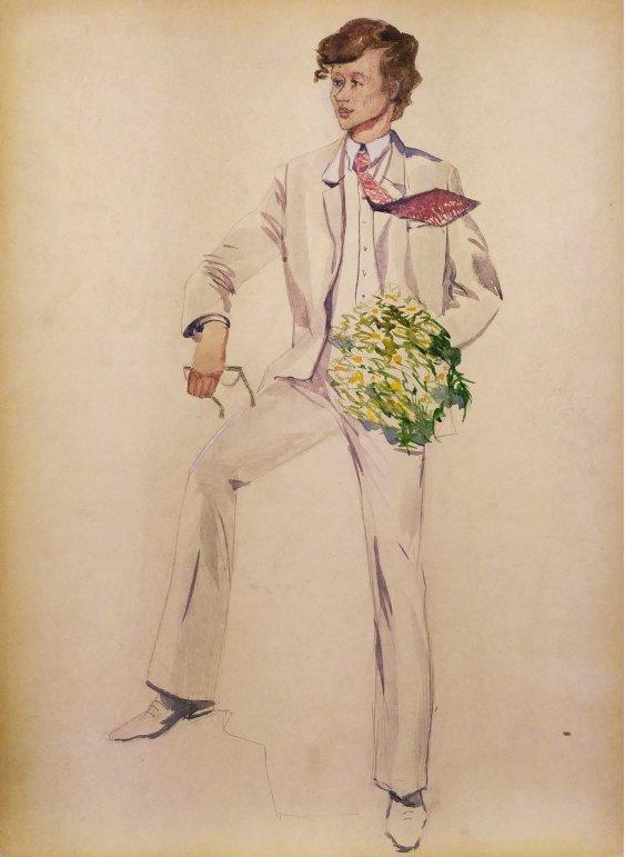 """The groom"""