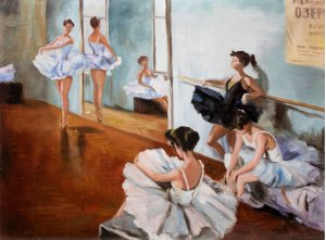 """Балерини"""