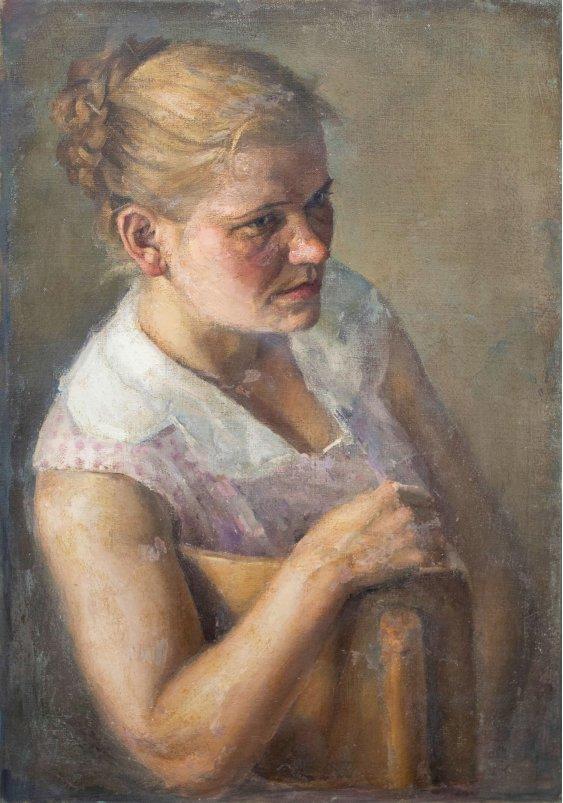 """""""Жіночий портрет"""""""