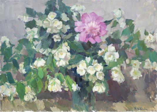 """""""Білі квіти"""""""