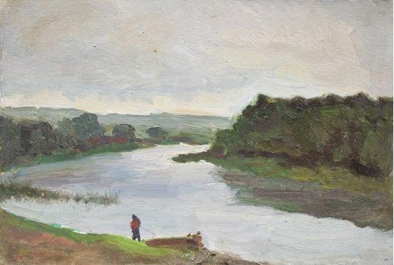"""""""На березі річки"""""""