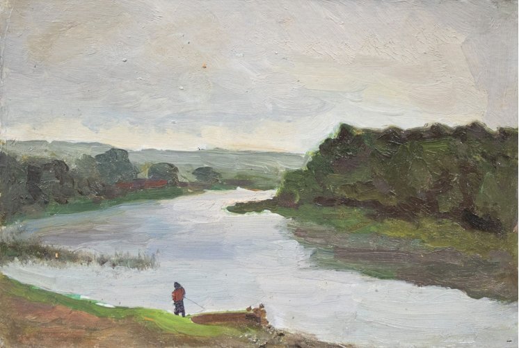"""""""By the river"""""""