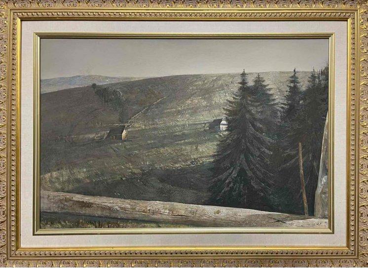 """""""Carpathian landscape"""""""