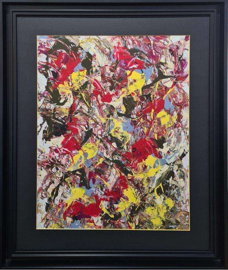 """Dance of colors"""