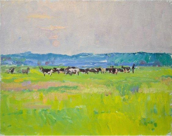 """""""Корови на пасовищі"""""""