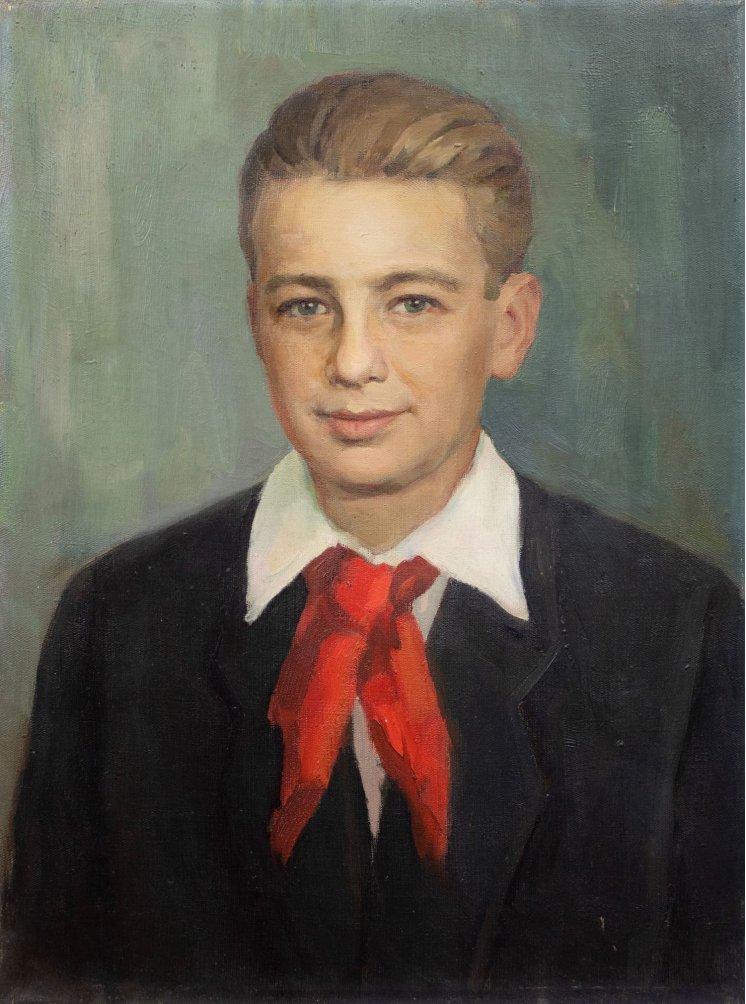 """""""Портрет молодого піонера"""""""