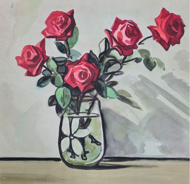 """Троянди"""
